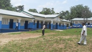 St Anthony's Secondary School, Yifin