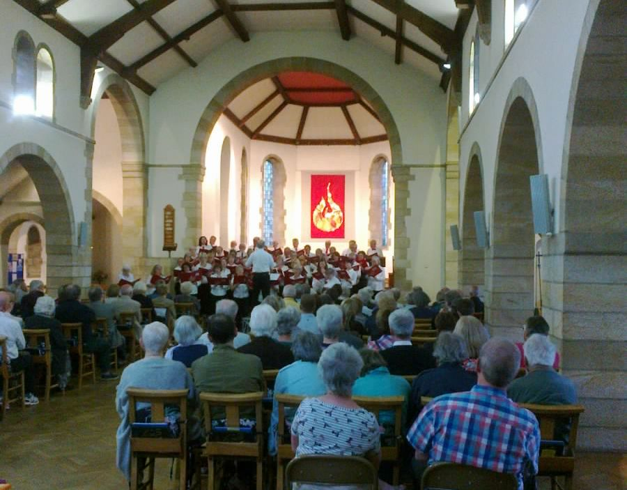 Holy Trinity concert