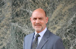 Peter West, British High Commissioner to Sierra Leone (photo: gov.uk)