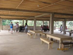 Teacher Training facility at Rolal Secondary School